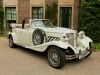 Beauford wedding car from the side