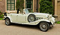1930's STYLE BEAUFORD CONVERTIBLE